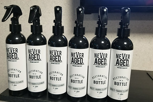 Never Aged Multi-Fabric Cleaner