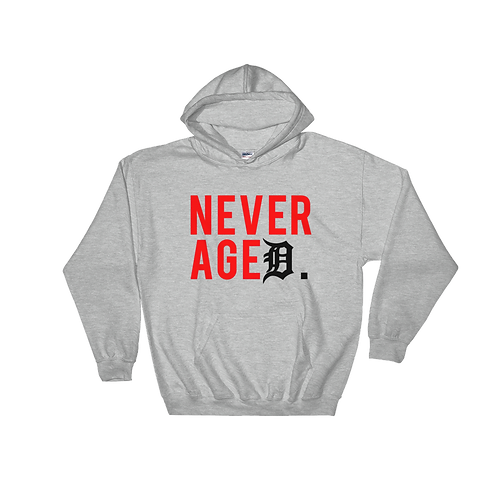 Never Aged Hoodie