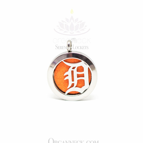 Detroit Limited Edition Essential Oil Diffusing Jewelry United