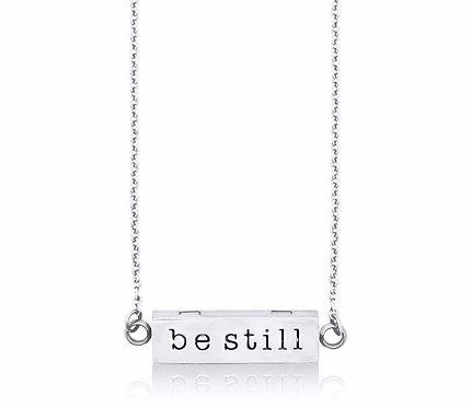 Be Still ♥️