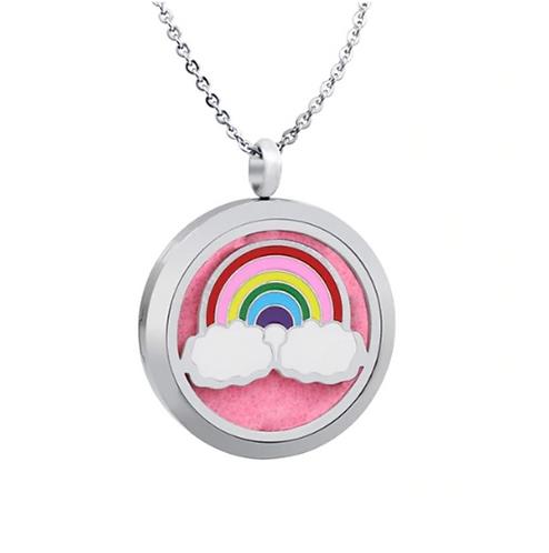 Pride Month Rainbow & Clouds