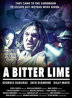 A Bitter Lime - Poster.png