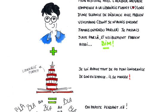 L'Herbier Sauvage - Fabien Vehlmann et David Prudhomme