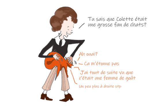 📚 Allilalu // 1, 2, 3 Colette