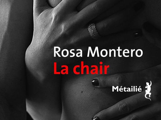 La chair - Rosa Montero