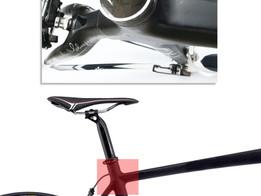 ¿Porqué me compro esta bicicleta y no otra? (parte 2) -  El racor de sillín