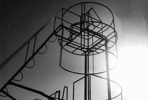Estructura de 8 metros de altura