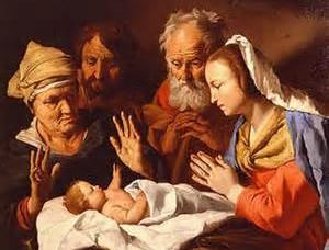 Anna, Prophetess Identified Christ
