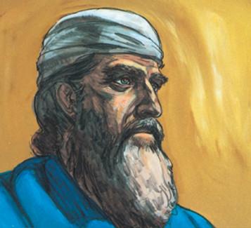 Oded, Stalwart Prophet