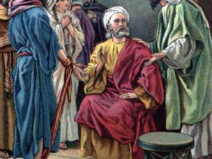 Agabus, New Testament Prophet