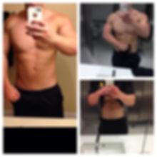 Reverse diet transformation