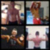 mens physique transformation