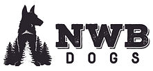 NWB Dogs Logo-Horiz-White on Transparent