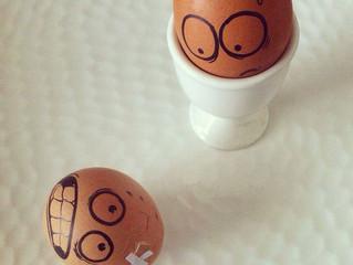 COMMENT BIEN MANGER? : les œufs