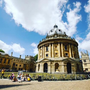 Coping with Mental Illness & Suicide - My Oxford Story