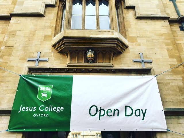 jesus open day