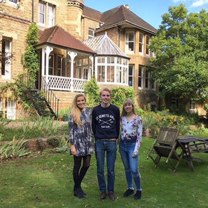 'Three Monks, Two Buildings, One Community' – the Life of a Student at St Benet's Hall.