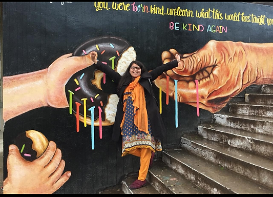 My Journey in a Pakistani University