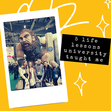 Five Life Lessons University Taught Me