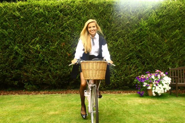 That Oxford Girl Bike