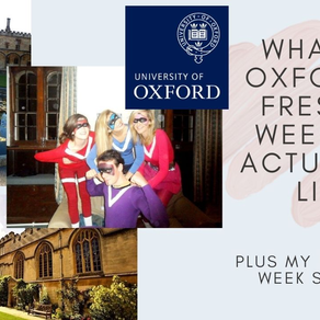 What Will Oxford Uni Freshers' Week 2020 Actually Be Like?