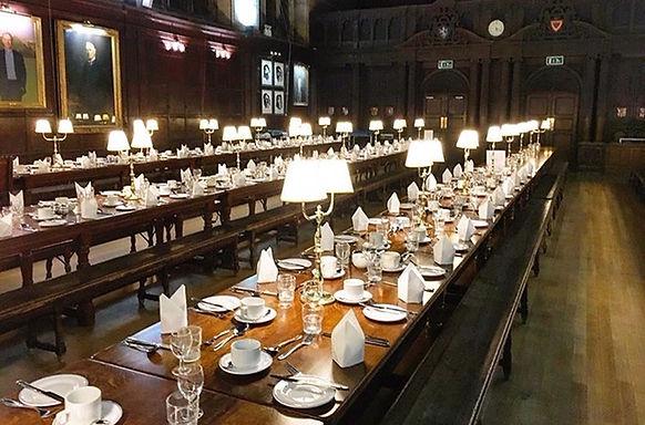 Formal Hall Traditions