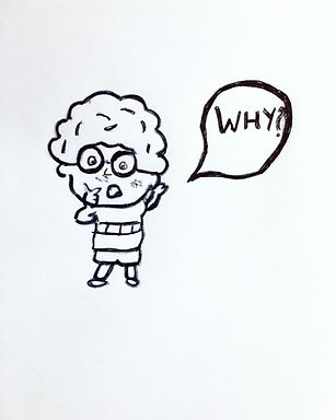 Why? Justify!