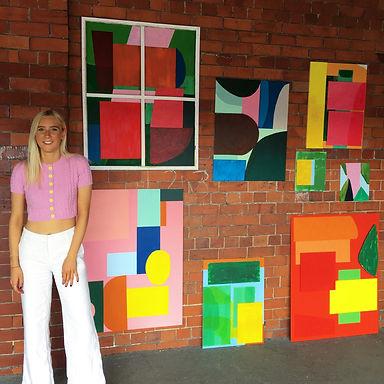 Artist in Lockdown