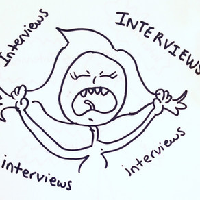My Skype Interview - Biochemistry