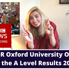 BREAKING NEWS! YOUR Oxford Uni Offers