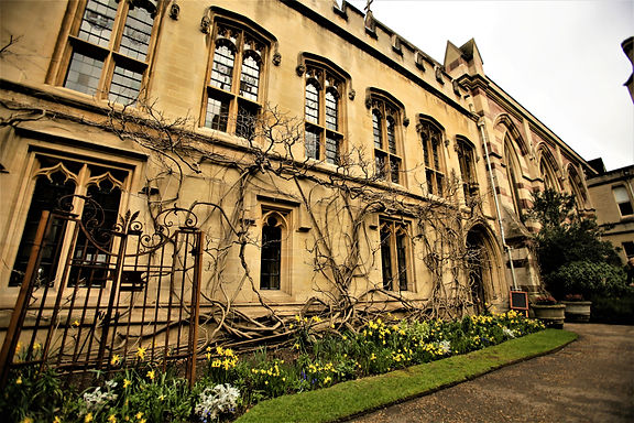 Being a disabled student at Oxford Uni...