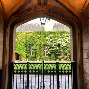Applying to Oxford from a state school in Wales