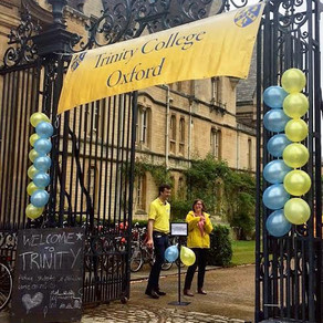 Oxford Uni Open Day
