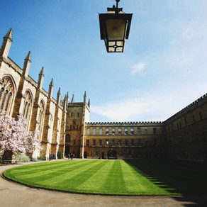Top Tips for prepping for Oxford