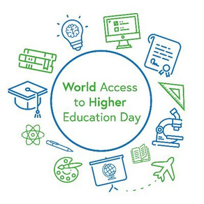 World Access to Higher Education Day!
