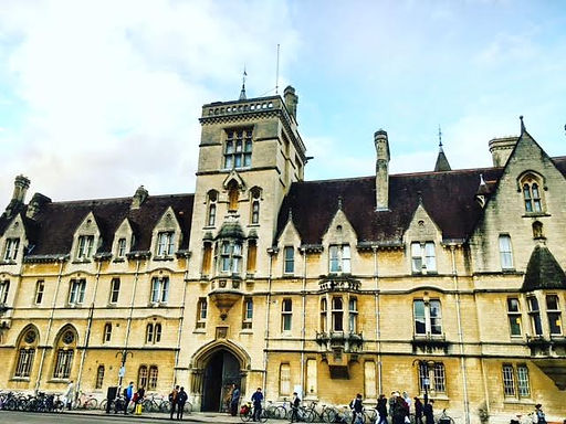 Oxford Interview Preparation