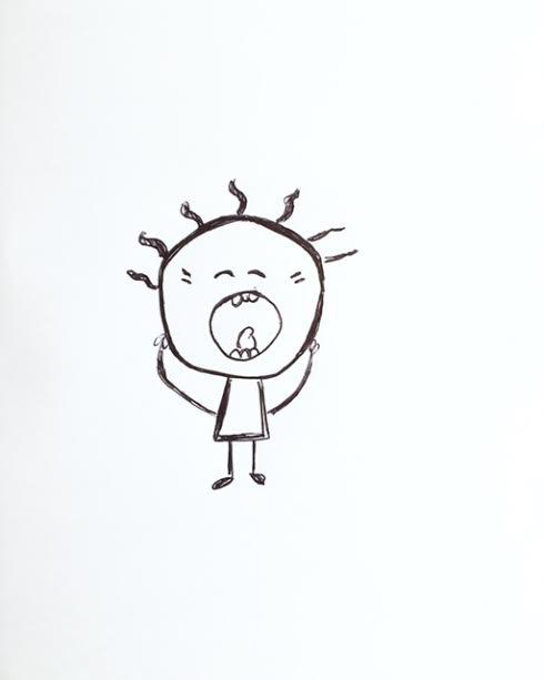 stress cartoon 2