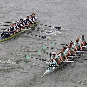 Oxford vs Cambridge Boat Race