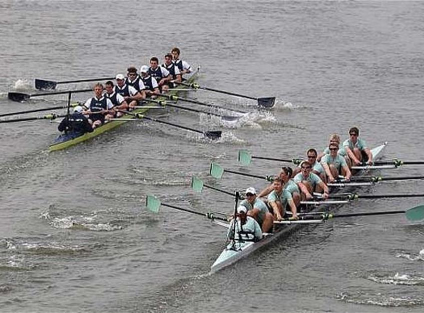 boat race rowing