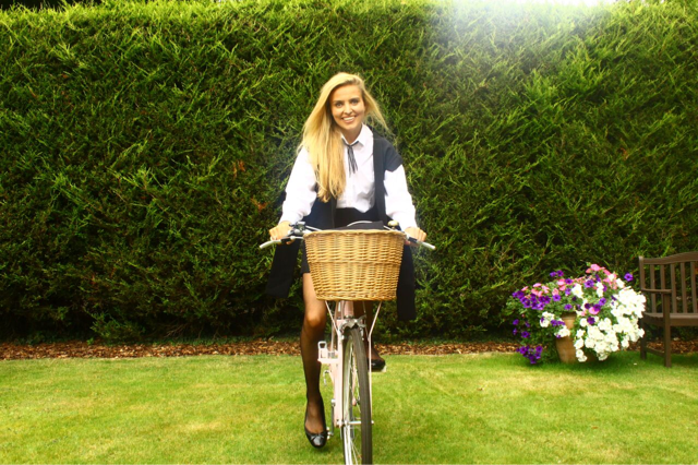 That Oxford Girl Bike