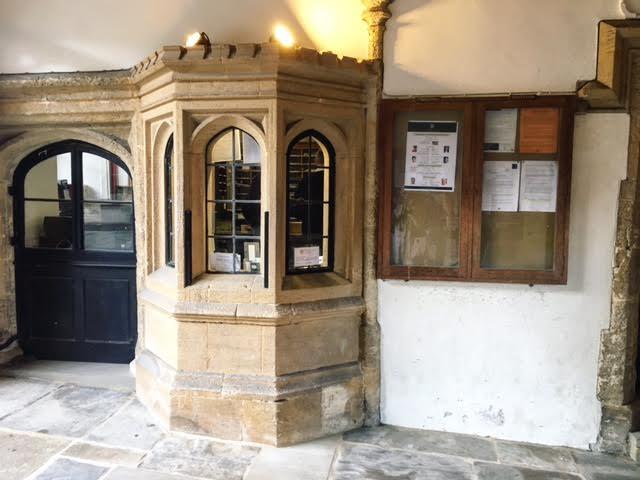 porter's lodge