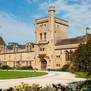Studying Experimental Psychology at Oxford