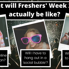 What will Freshers' Week 2020 actually be like?