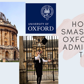 How to smash your Oxford Uni Admissions Test