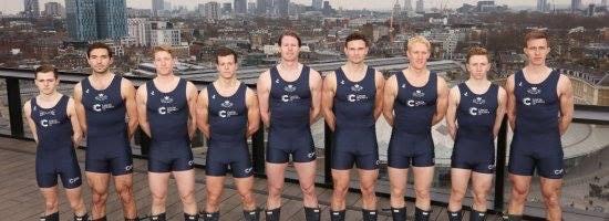 Boat Race team