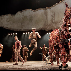 War Horse at the Oxford New Theatre
