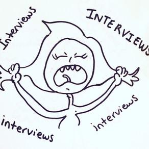Interviews - the anxious wait!