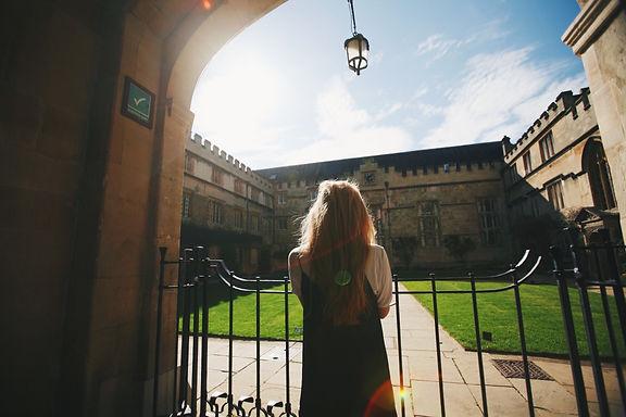 My Fourth Oxford Interview - Jesus College