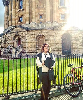 From a Developing Country to Oxford University