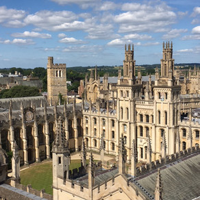 Finding Yourself at Oxford